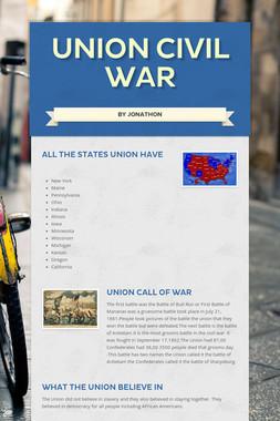 Union Civil War