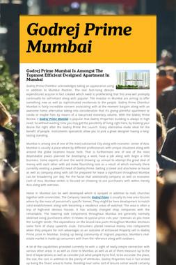Godrej Prime Mumbai
