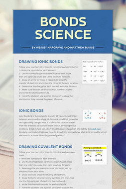 Bonds Science
