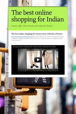 The best online shopping for Indian
