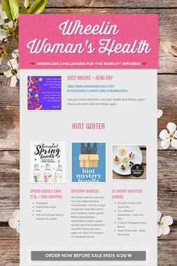 Wheelin Woman's Health