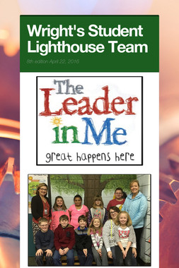 Wright's Student Lighthouse Team