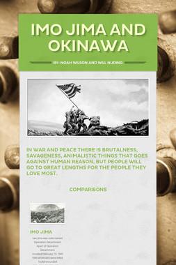 Imo Jima and Okinawa