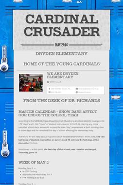 Cardinal Crusader