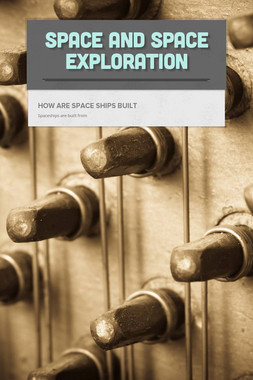Space And Space Exploration