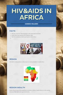 HIV&AIDS in Africa