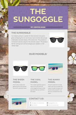 The SunGoggle