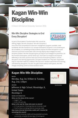 Kagan Win-Win Discipline