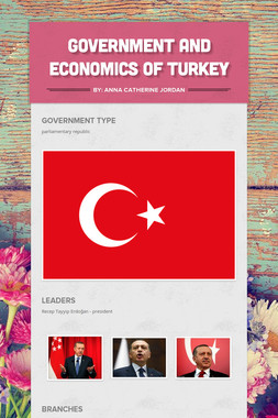 government and economics of turkey