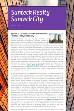Sunteck Realty Sunteck City