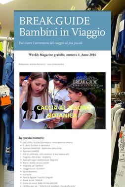 BREAK.GUIDE   Bambini in Viaggio