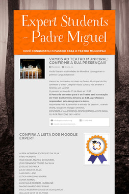 Expert Students - Padre Miguel