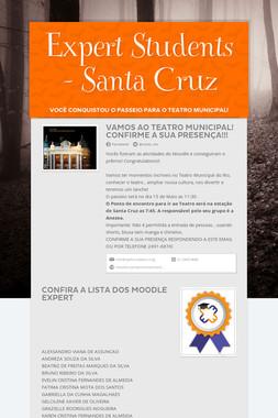 Expert Students - Santa Cruz