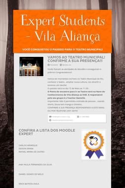 Expert Students - Vila Aliança