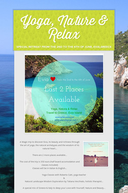 Yoga, Nature & Relax