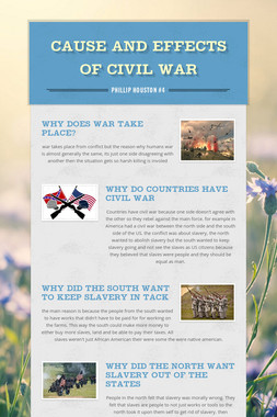 Cause And Effects of Civil War