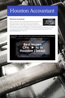 Houston Accountant
