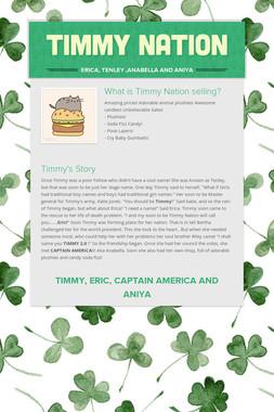 Timmy Nation