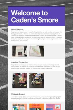 Welcome to Caden's Smore