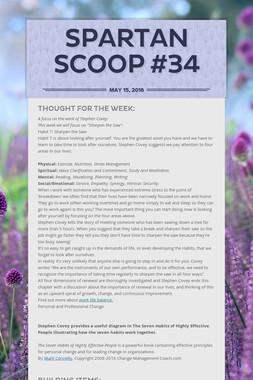 Spartan Scoop #34