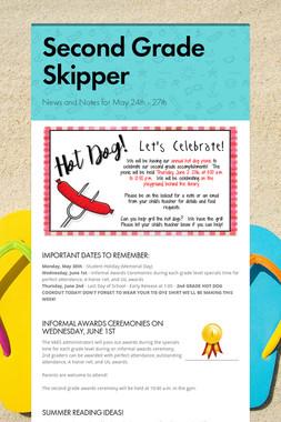 Second Grade Skipper