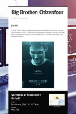 Big Brother: Citizenfour