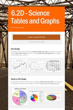 6.2D - Science Tables and Graphs
