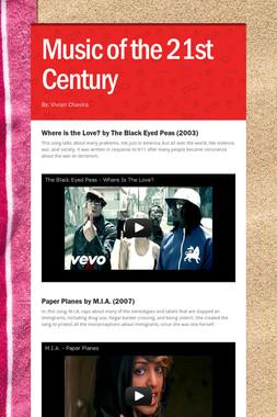 Music of the 21st Century