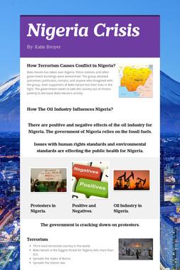 Nigeria Crisis