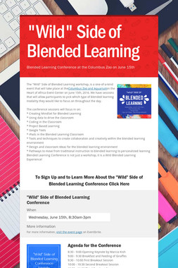 """Wild"" Side of Blended Learning"