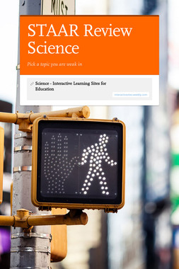 STAAR Review Science