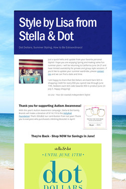 Style by Lisa from Stella & Dot