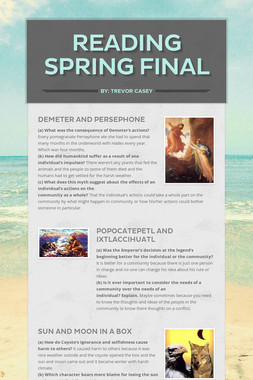 Reading Spring Final