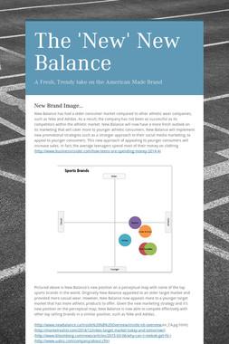 The 'New' New Balance