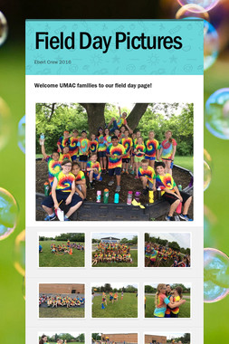 Field Day Pictures