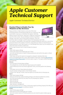 Apple Customer Technical Support