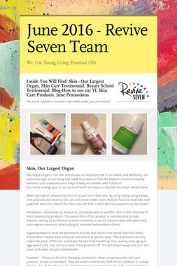 June 2016 - Revive Seven Team