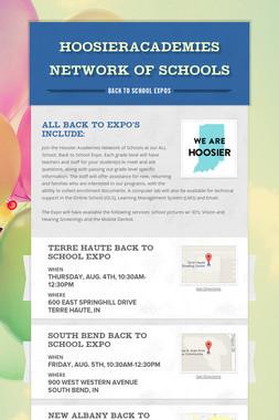 HoosierAcademies Network of Schools