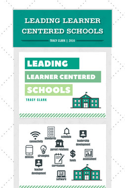 Leading Learner Centered Schools