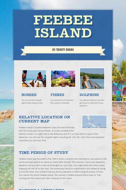 FeeBee Island