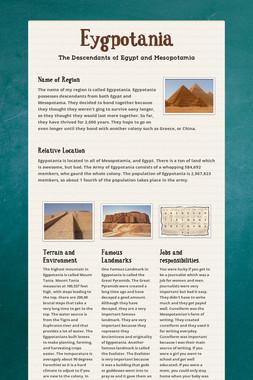 Eygpotania