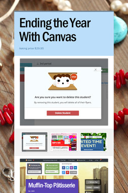 Ending the Year With Canvas
