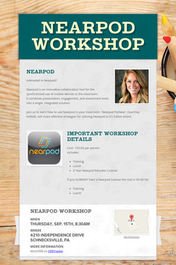 Nearpod Workshop