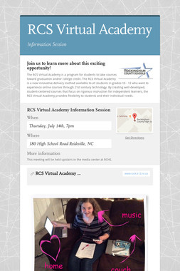 RCS Virtual Academy