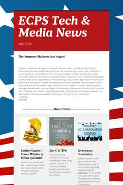 ECPS Tech & Media News