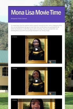 Mona Lisa Movie Time
