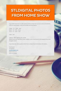 STLDigital Photos from Home Show