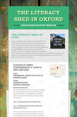 The Literacy Shed in Oxford