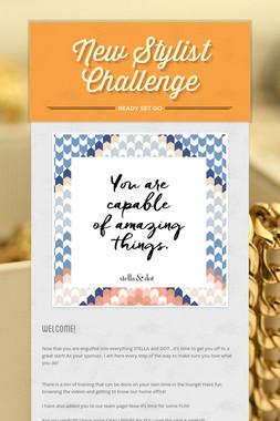 New Stylist Challenge