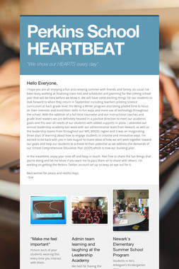 Perkins School HEARTBEAT
